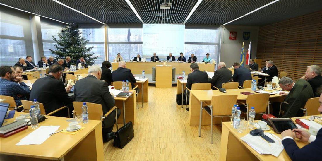 Uchwała o Marszałkowskim Budżecie Obywatelskim przyjęta