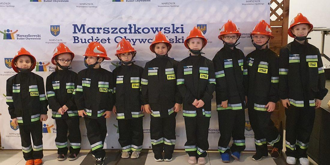 II Zawody Halowe Dziecięcych Drużyn Pożarniczych w Zakrzowie
