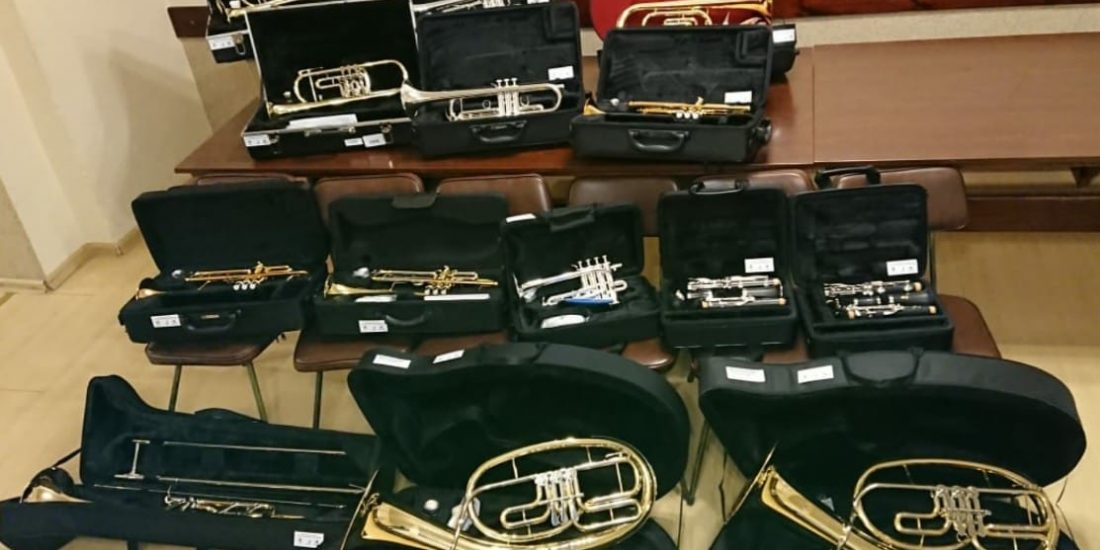 Wiadomość od Orkiestry Dętej Borki Wielkie – Boreckiego Towarzystwa Muzycznego