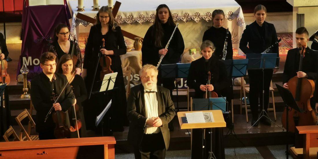 Koncert Pasyjny w ramach MBO