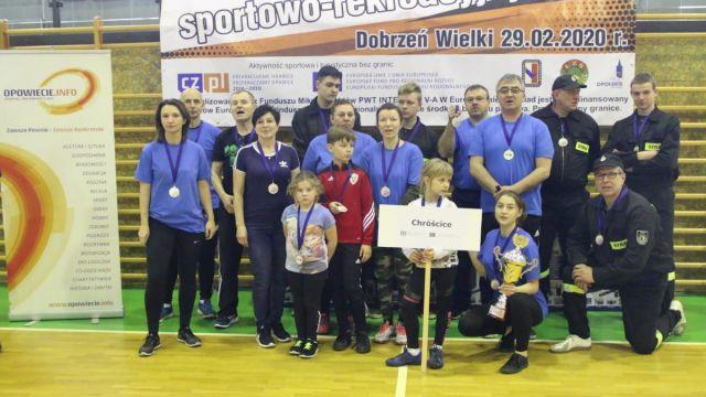 Turniej Solecki o prym w Gminie Województwie Dobrzen Wielki fot. Łukasz i Tomasz Kołodziej